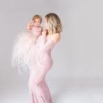 Schwangerschaftsfotografie im Studio