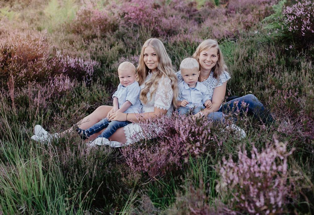 Familienshooting Heide -Angelbecks Teich-12