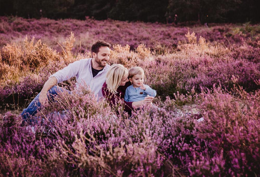 Familienshooting Heide -Angelbecks Teich-3