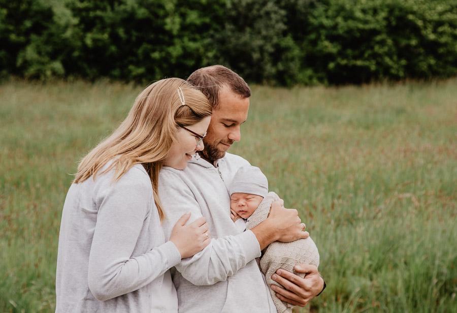 Neugeborenenshooting Kasper