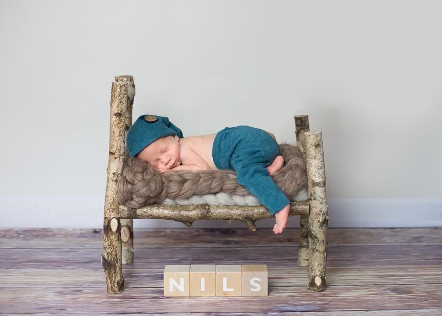 Zwillinge - Neugeborenenfotos-9